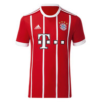 Camisa Bayern de Munique 2017/2018 Adidas (Frente)